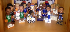 Dallas Mavs Bobbleheads